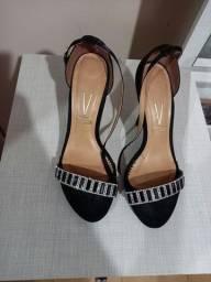 Sandalia de salto fino Vizzano