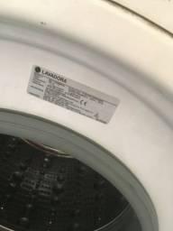 Lava seca lg 11kg seca bem erro de oe o defeito mas funciona tudo