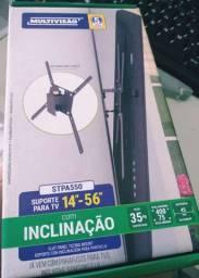 Suporte C/ Inclinaçao E Antifuto TV DE 14 A 56 STPA550 Multivisao