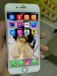 iPhone 7 256gb Rosê bem novinho