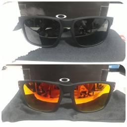 """""""Baixou"""" Oculos Sol Oakley Holbrook polarizado (últimas unidades)"""