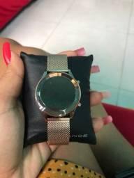 Relógio lince no plástico original