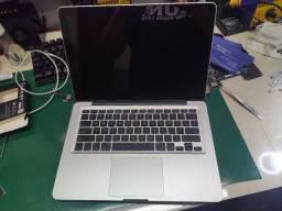 """Macbook pro 13"""" 2011 Carcaça completa"""
