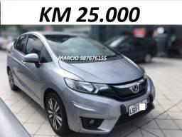 Honda Fit Ex Km 25.000 Oportunidade