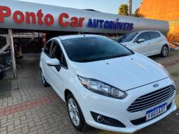 Ford New Fiesta 1.6 SEL Automático 4P