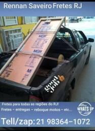 Fretes/Entregas RJ *aceito PicPay*