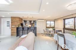 Apartamento à venda com 3 dormitórios em Menino deus, Porto alegre cod:7853