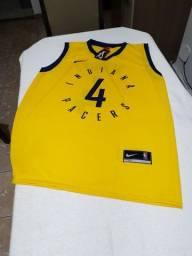 Camisa de basquete do Indiana Pacers GG