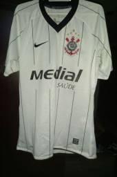 Camisa Corinthians 2008 Nike Original