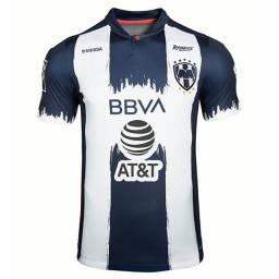 Camisa time Monterrey méxico 20/21