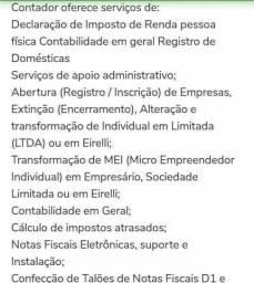 Venda de CNPJ/ Contador/Decore/Procuradoria