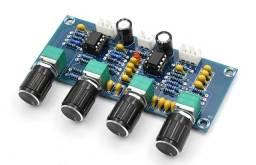 Pre Amplificador montado