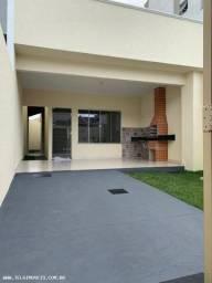 Casa para Venda em Goiânia, Residencial Santa Fé I, 2 dormitórios, 1 suíte, 2 banheiros, 3