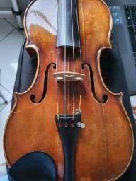 Violino de autor john juzek antigo otimo som