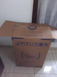 Fogão novo na caixa