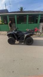 Quadriciclo Honda forturax 4x4