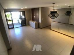 Apartamento para aluguel com 90 metros quadrados com 3 quartos em Ponta Verde - Maceió - A