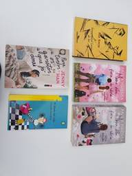 Diversos livros literatura infanto juvenil