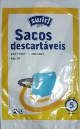 Sacos descartáveis  para Papa Pó da Arno