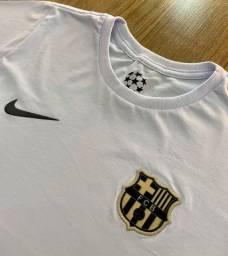 Camisas de time algodão