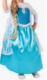 Vendo vestido nesse modelo da fronzen
