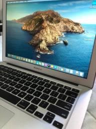 AcTrocas - Macbook Air 13.3 Ano 2011 Core i7 4Gb 256 Ssd Com Catalina e Win10 Instalados!!