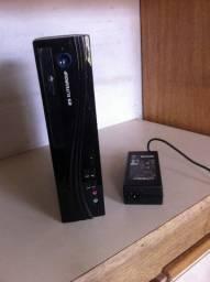 Micro Computador 775 Ecs Smacker Ii Ms200 Com Defeito