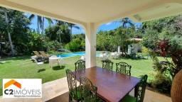 Casa triplex, para venda em terreno de 544 m2, com 6 suítes em Lauro de Freitas