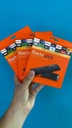 Fire TV Stick 2ª geração - Lacrado