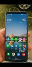 Samsung galaxy s9 semi novo!!
