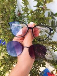 Óculos 2 EM 1 Feminino - MODELOS NOVOS