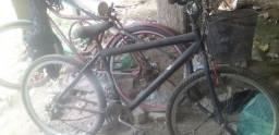 Título do anúncio: Vende-se duas bicicletas pra conserto