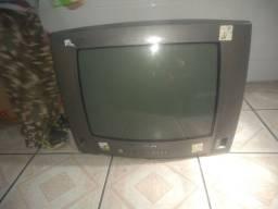 Tv 20 plg Philips funcionando tudo