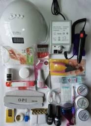 Kit de produtos p/alongamento