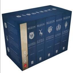 Livro Game of Thrones - Box 6 Volumes