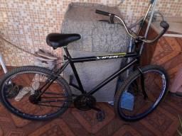 Bicicleta comum estilo praiana