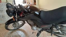 Vendo essa moto  CG Tintan Fan 125