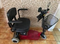 Triciclo elétrico para idosos (scooter)