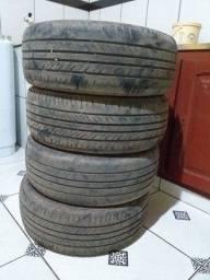 Título do anúncio: Vendo pneus 16