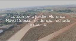 Terreno condomínio fechado jardim Florença