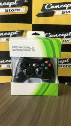 Controle Xbox 360 Sem Fio (NOVO)