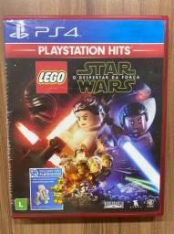 Star Wars Lego Ps4 Midia Fisica