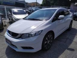 Civic LXR, 2015 (único dono), R$ 60.900,00