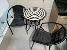 Mesa de varanda