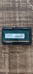 Memória Notebook 4GB DDR4 - 2666
