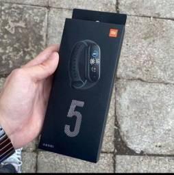 Relógio Inteligente Xiaomi - Mi Band 5
