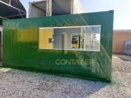 Escritório Container Reefer 20 Pés