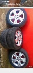 Rodas Corolla 2011