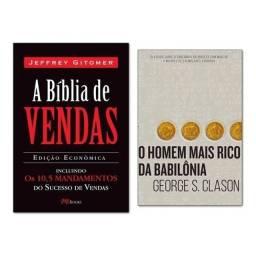 Bíblia de vendas + o homem mais rico da babilônia