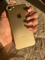 Iphone 7 32gb em otimo estado